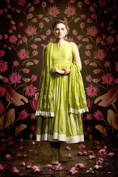 Biba By Rohit Bal Splendid Collection Of Anarkalis