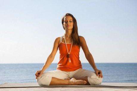 Best Yoga Breathing Techniques for Weight Or Fat Loss - Paperblog