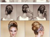 Styling High Chignon