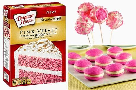 Duncan Hines Signature Caramel Cake Mix
