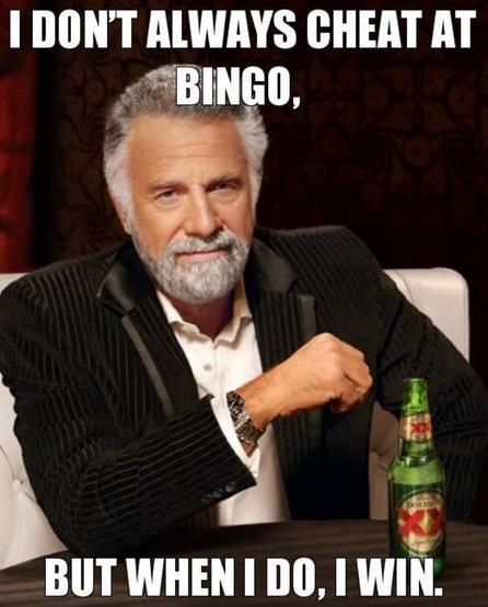 The Worlds Top 10 Best Bingo Memes Paperblog
