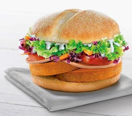 McDonald's New Grilled Chicken Royale Burger - Review