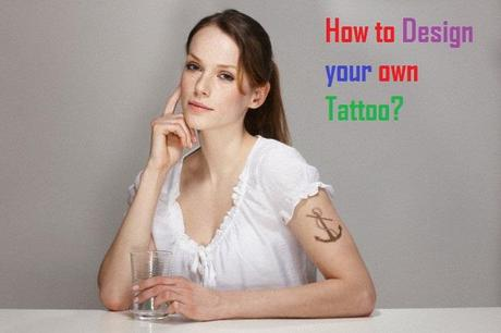 simple steps on how to design your own tattoo for free paperblog. Black Bedroom Furniture Sets. Home Design Ideas
