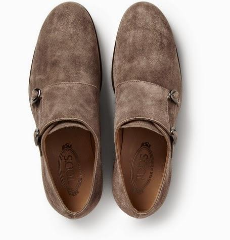 These men's dark brown shoes are crafted in Italy from supple suede. The distinctive double monk strap gives an air of sophistication to your style. These shoes are crafted in Italy from supple suede with calfskin lining and leather alypil.tk: $