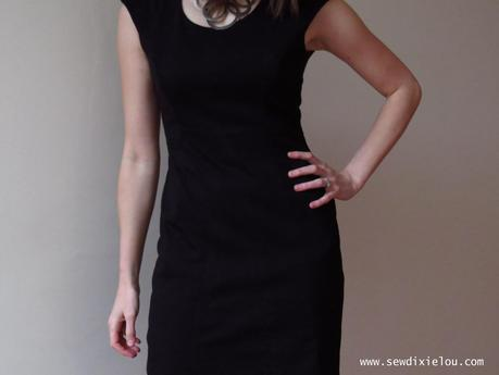 Looking for that LBD? Vogue 1360 ain't half bad
