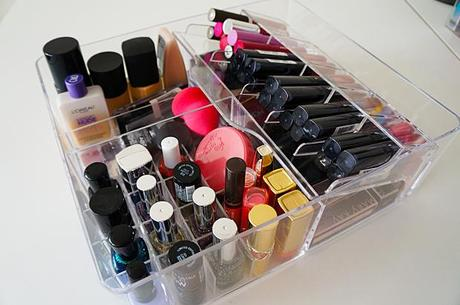 Affordable Makeup Storage from Ikea & Affordable Makeup Storage from Ikea - Paperblog