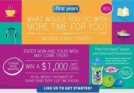 The First Years Mother's Day Contest