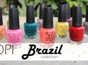 Brazil Collection Swatches