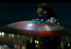 That shield may be your's someday, Bucky