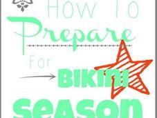 Prepare Bikini Season.