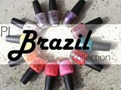 Brazil Collection Dupes Comparison Part (bright Shades)