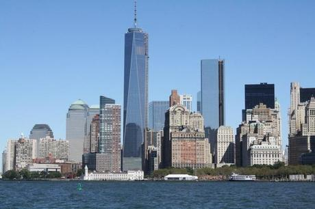 travel regrets - nyc architecture skyline