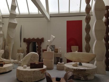 brancusi atelier in paris paperblog. Black Bedroom Furniture Sets. Home Design Ideas