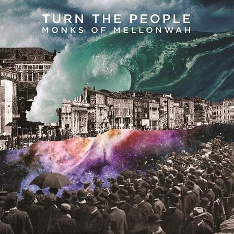 Turn The People album cover