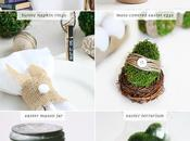 DIY: Natural Easter Decorations