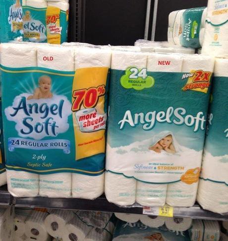 Angel Soft Packaging
