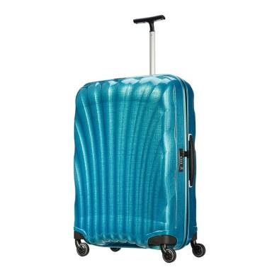 Samsonite Cosmolite FL 81cm Hardside Large 4 Wheel Suitcase Emerald Green