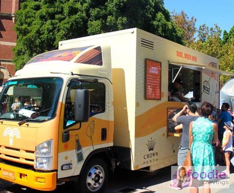 Food Truck Rumble Perth