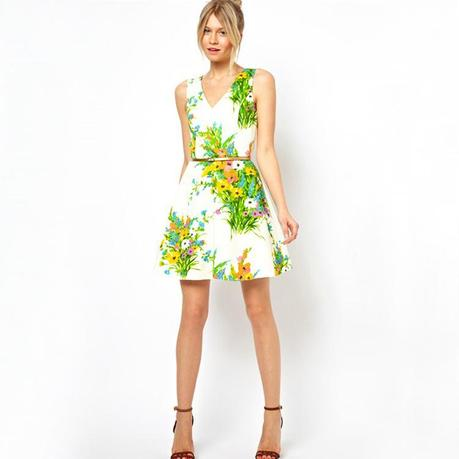 Pretty Summer Dresses from Kooes - Paperblog