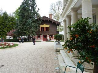 le chalet du parc in yerres 91 philippe detourbe resurfaces at the caillebotte museum