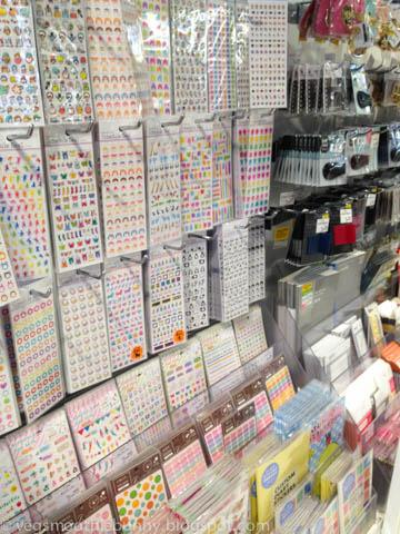 Japan March 2014- 1/2 day in Tokyo: Tokyu Hands, Loft, Don Quijote (Donki)