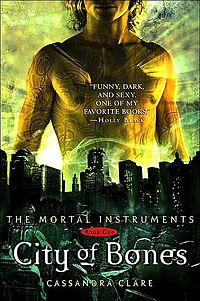 YA Book Review: 'City of Bones' by Cassandra Clare