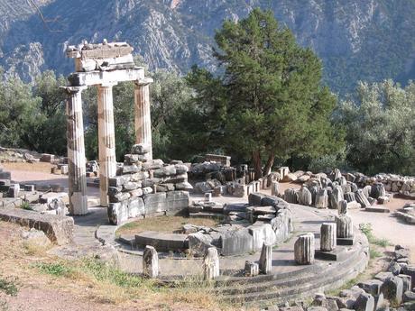GreekIsland-AncientRuins