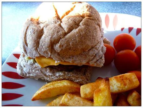 Quorn Chef's Selection Classic Burgers