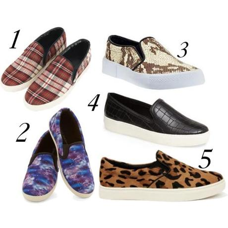 spring summer 2014 shoe trends shopping guide paperblog
