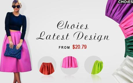 Choies latest design from $20.79