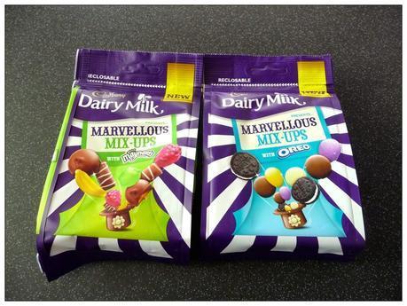Cadbury Dairy Milk Marvellous Mix-Ups