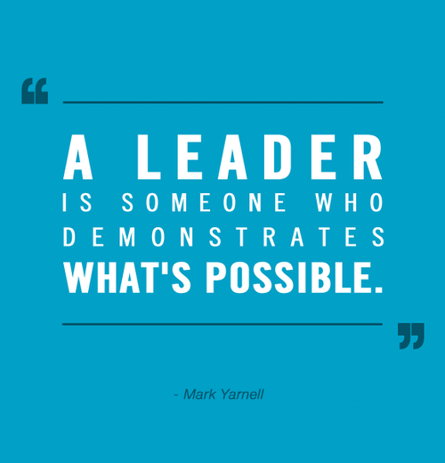 Leader Leadership Quote