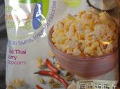 Today's Review: Tesco Healthy Living Thai Curry Popcorn