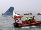 South Korean Ferry Capsizes with Over Board