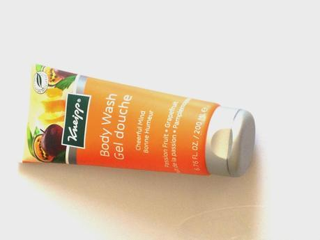 Kneipp Passion Fruit Body Wash Reviews