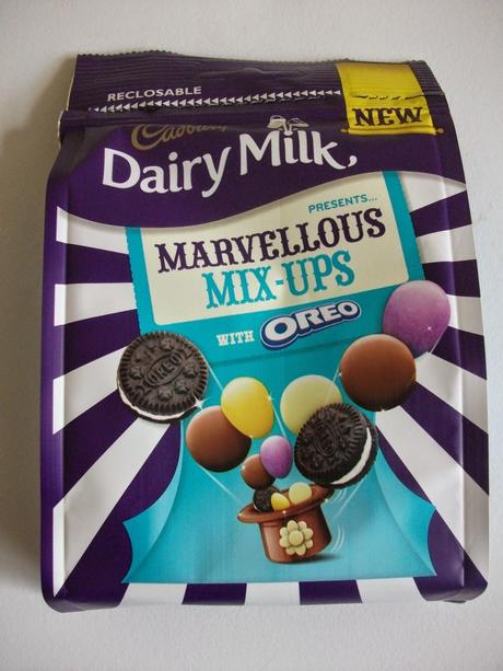 cadbury dairy milk marvelous mix-ups oreo