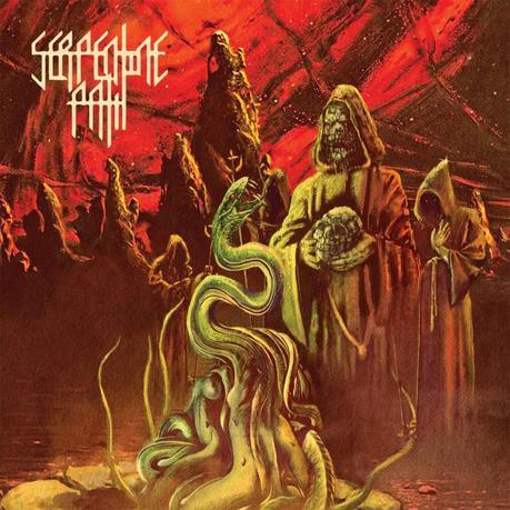 SERPENTINE PATH Debuts First Single From Sophomore Relapse LP