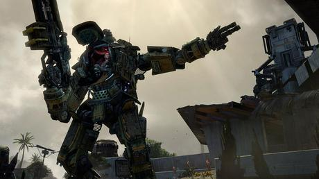 Titanfall was originally prototyped on Ratchet & Clank engine