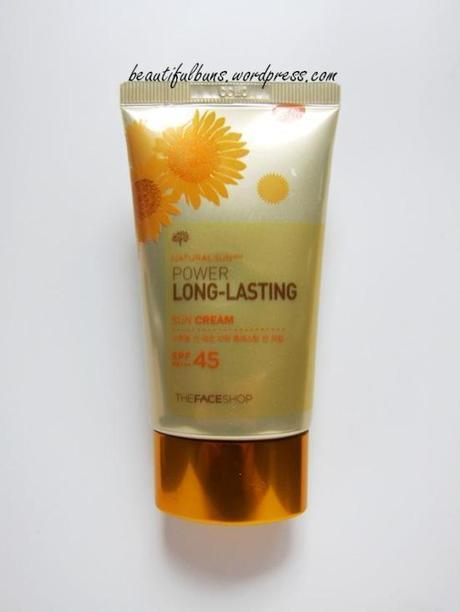 The Face Shop Power Long-Lasting Sun Cream
