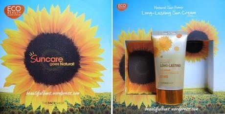 The Face Shop Power Long-Lasting Sun Cream (1)