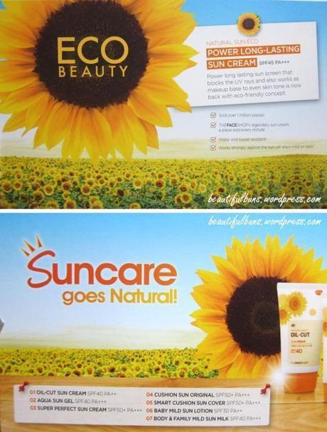 The Face Shop Power Long-Lasting Sun Cream (2)