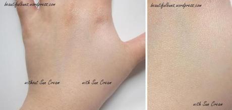 The Face Shop Power Long-Lasting Sun Cream (4)