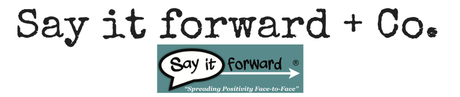 Sandra Centorino Founder of Say It Forward: Spreading Positivity Face to Face