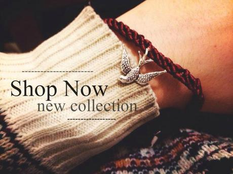 HOPE jewelry new collection of bracelets made in the uk