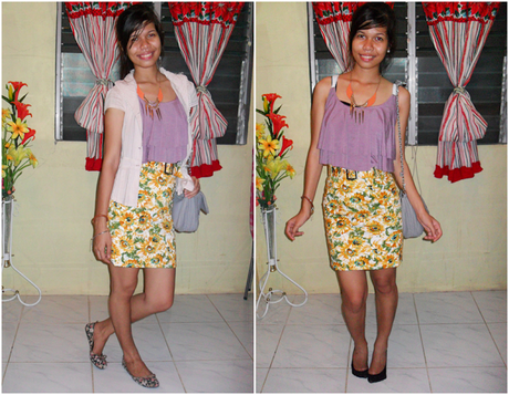 Lavender and Florals