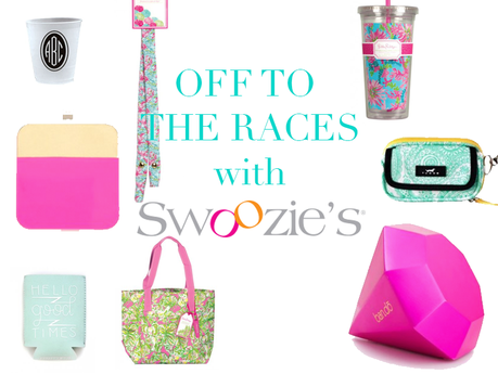 {Off To The Races With Swoozie's}