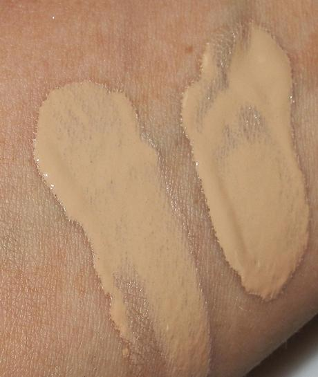 Oriflame The One Illusion Foundation Olive Beige Swatches & Review
