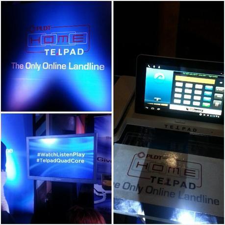 PLDT Home Telpad Launch