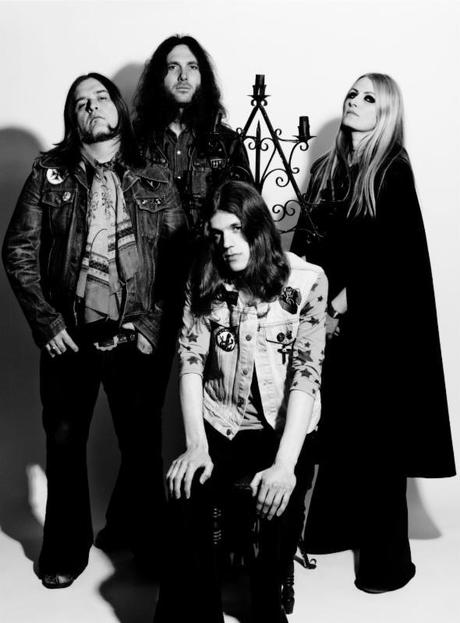ELECTRIC WIZARD FORGE WORLDWIDE ALLIANCEWITH SPINEFARM RECORDS