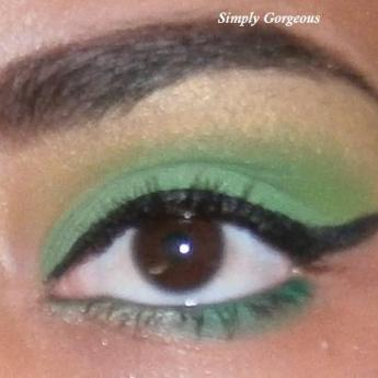 Face Of The Day: Green-Eyed Monster